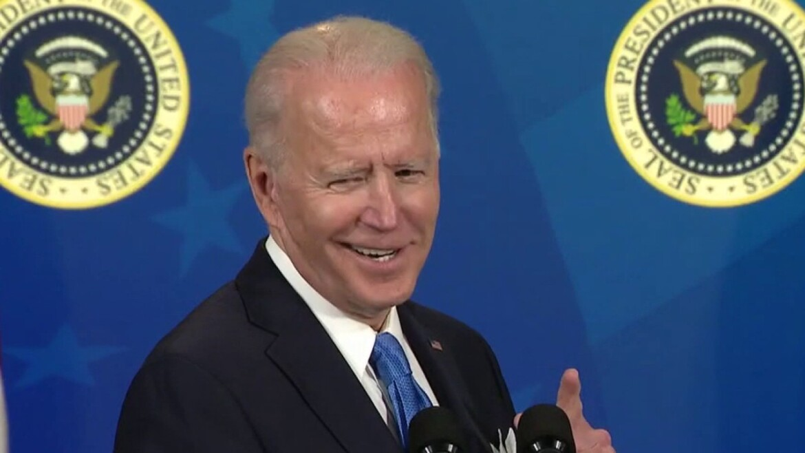 Biden set to address nation on anniversary of COVID-19 pandemic