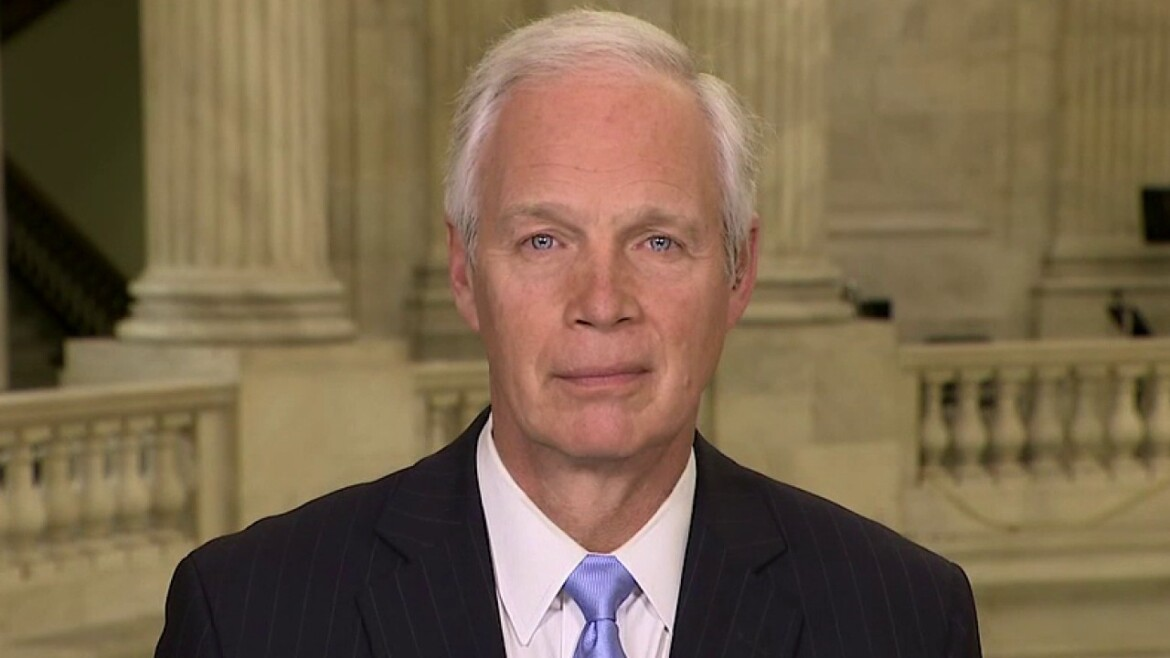 Sen. Ron Johnson insists there was 'nothing racial' about Capitol riot remark: 'Blown out of proportion'