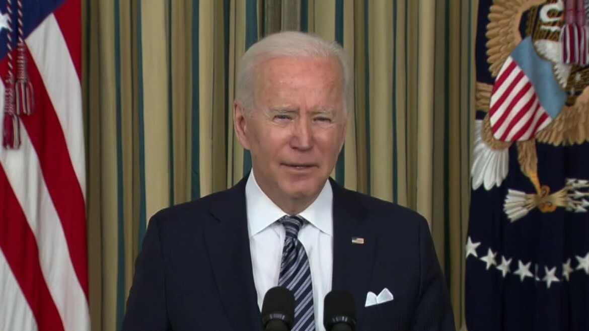 Biden to hold first press conference March 25