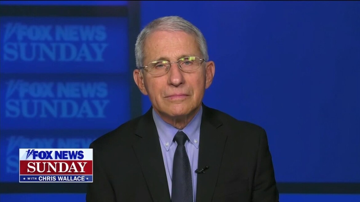 Fauci says COVID-19 vaccine push could be 'best decision' he's made