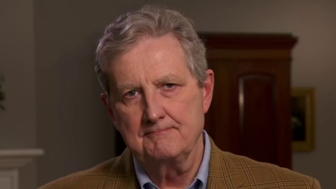 Sen. Kennedy rips WHO Director-General: 'He is a fawning, obsequious suck up to the Communist party of China'