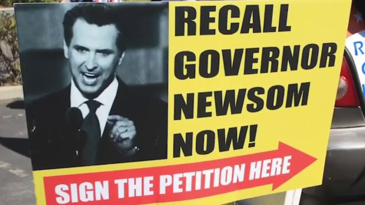 Dump Gov. Newsom? New poll suggests what Californians think
