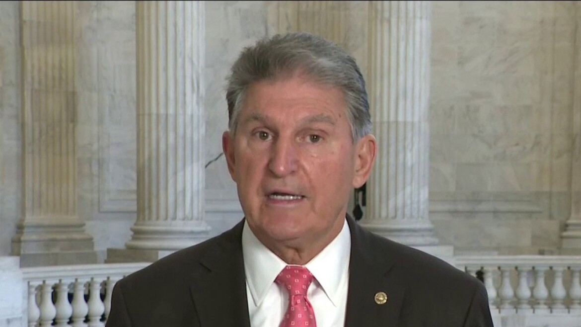 Manchin says he'll never change mind on filibuster
