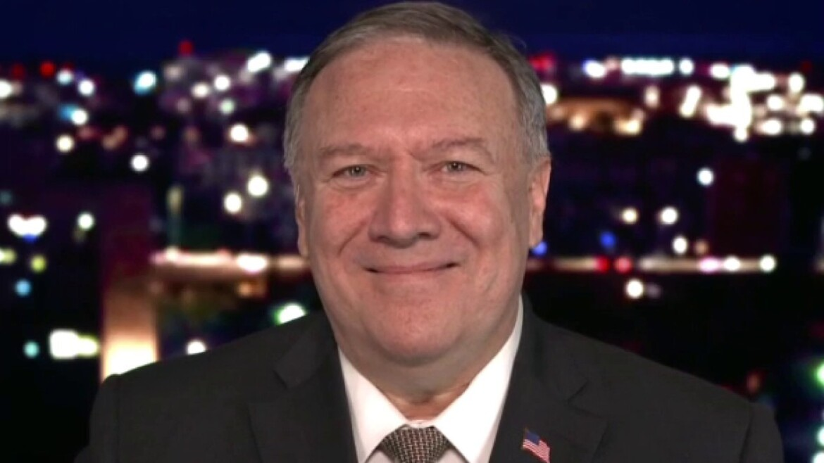 Pompeo won't rule out a 2024 presidential run on 'Hannity': 'Always up for a fight'