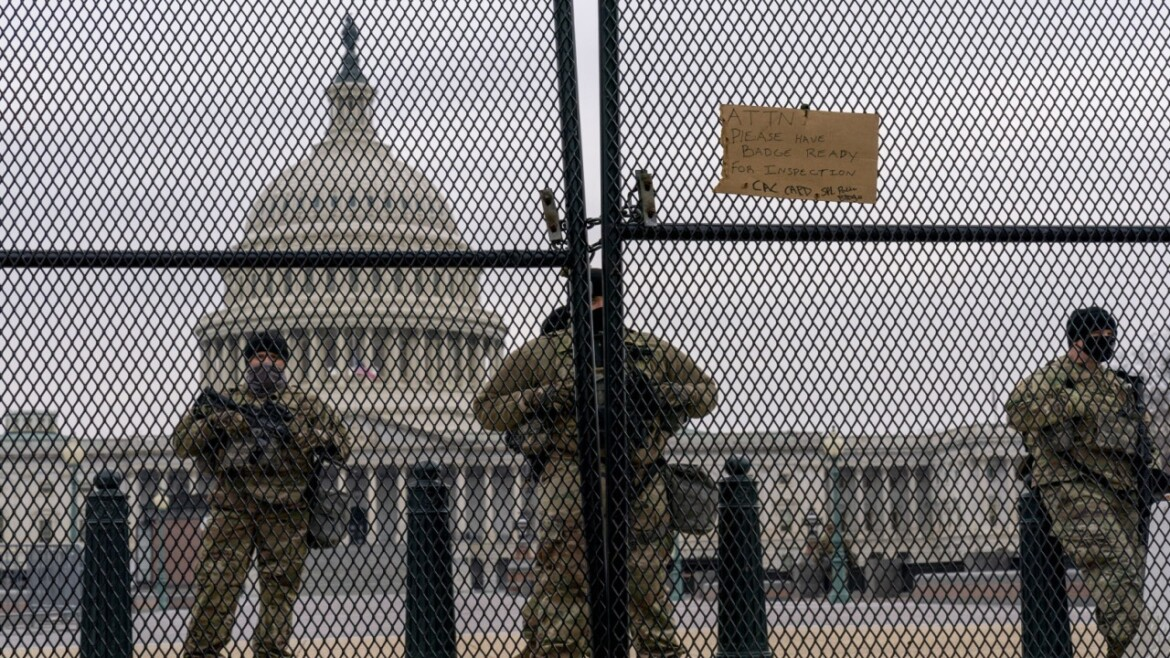 Capitol security threat fizzles after House adjourns session amid fear of attack