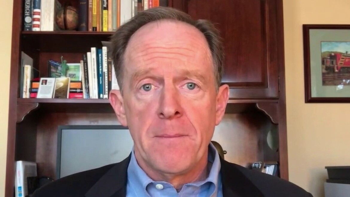 Toomey calls out COVID relief bill's 'litany of outrageous items' on 'America's Newsroom'
