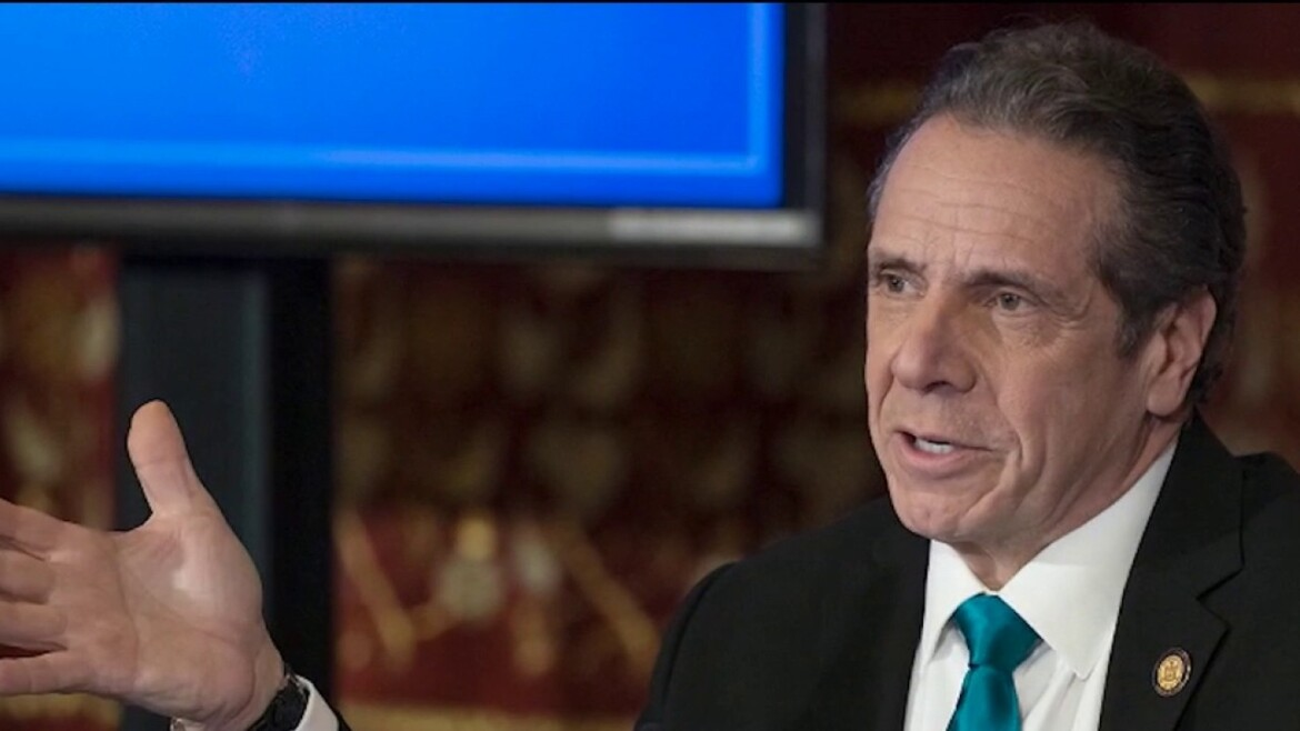 Gov. Cuomo's book publisher halts 'active support' amid NY nursing home investigation: Report