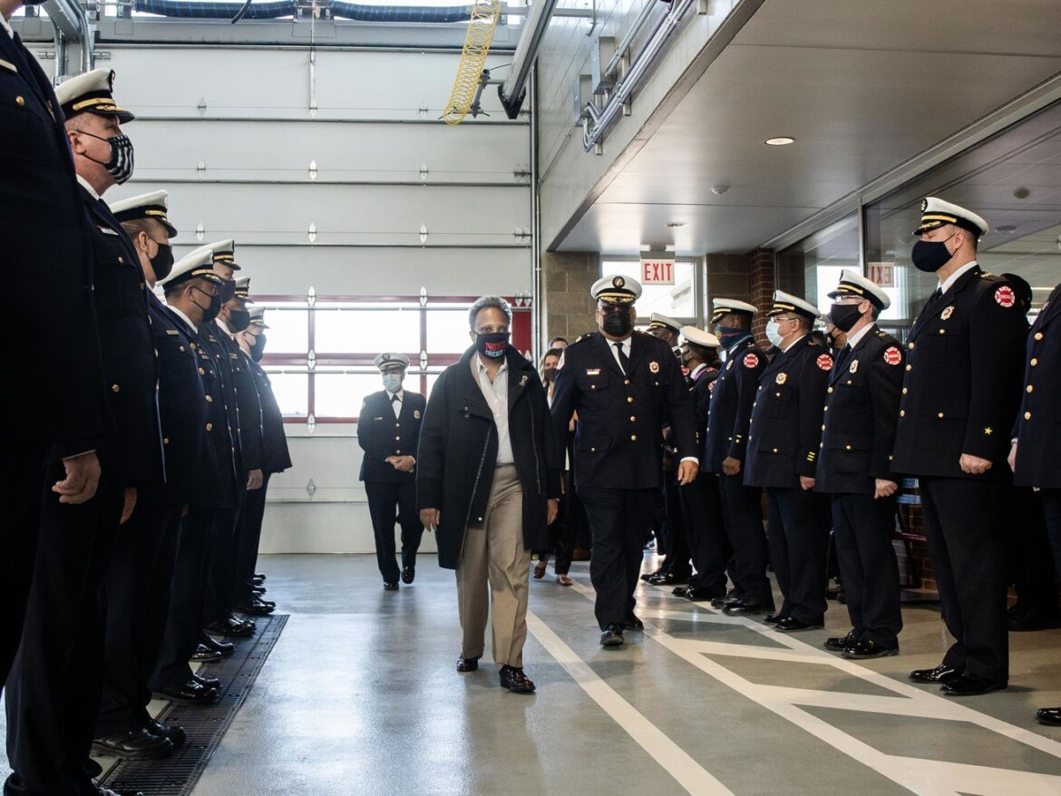 Largest firehouse in Chicago history opens for service on Far South Side
