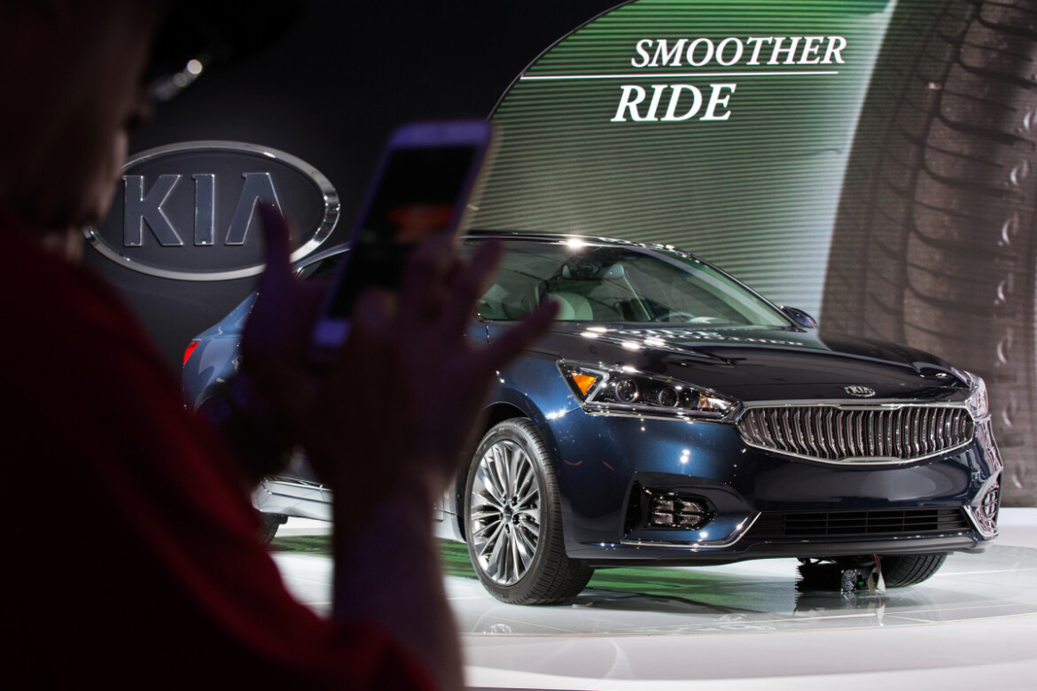 Kia recalls 380K vehicles over fire risk, asks owners to park outside