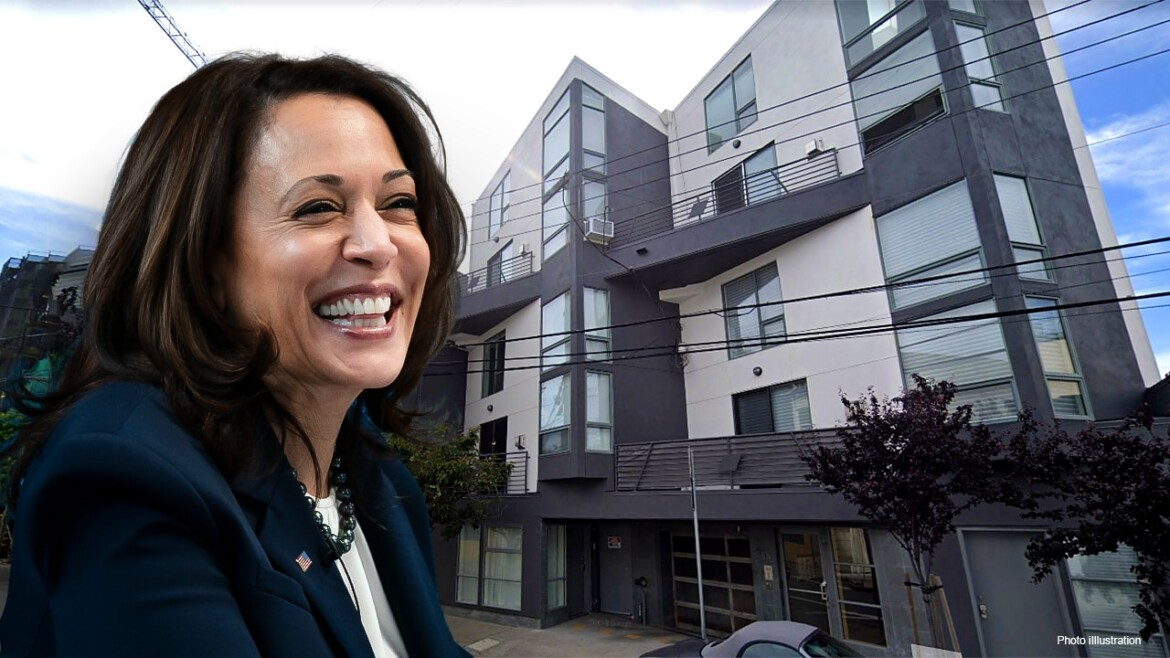 Kamala Harris laughs after reporter asks if she plans to visit border: 'Not today!'
