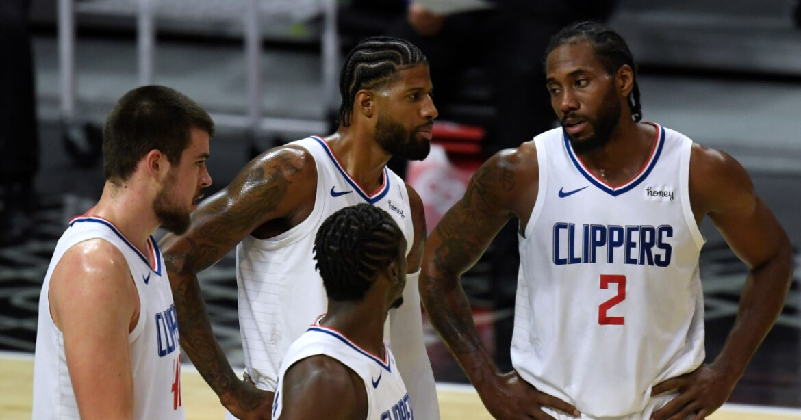 Questionable whether Kawhi Leonard will be back for Clippers' first-half finale