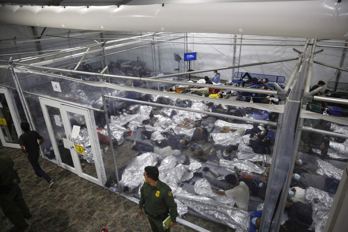EXPLAINER: Questions remain about conditions of migrant kids