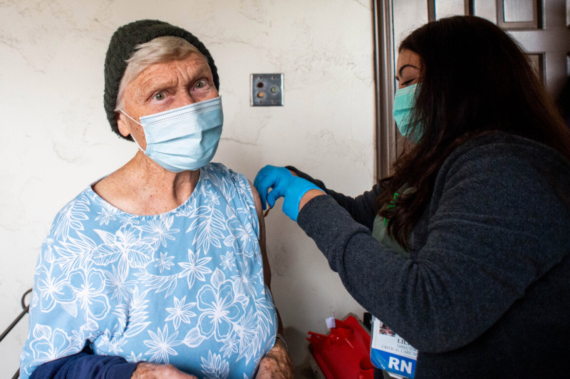 50 retired nuns, including a 100-year-old sister, get coronavirus vaccines