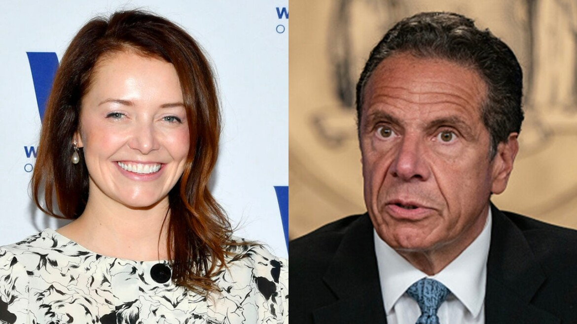 Lindsey Boylan says she feels 'sick' as third woman details harassment claims against Cuomo