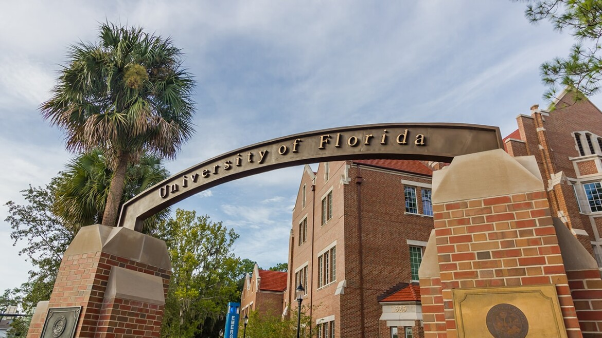 University of Florida suspends conservative groups on campus for allegedly violating mask policy