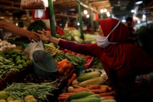 World food price index rises in February for ninth month running: FAO