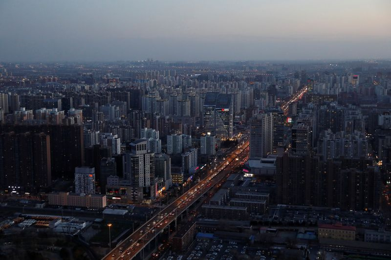 China sets modest GDP growth target as economy improves