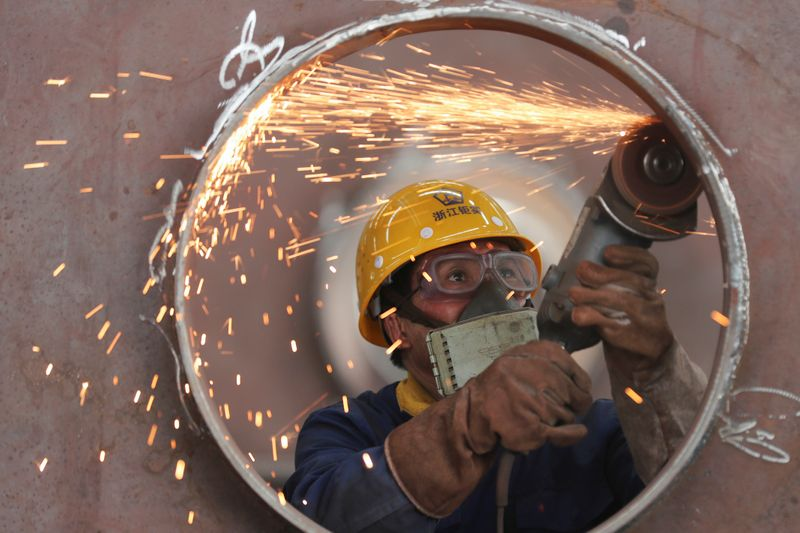 China at least 30 years away from becoming manufacturing 'great power': former minister