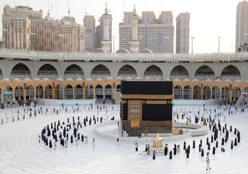 Saudi king approves support for Islamic pilgrimage operators after COVID-19: SPA