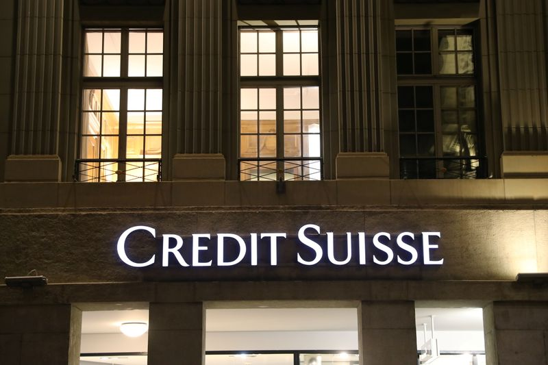 Credit Suisse appoints receivers to recover $140 million Greensill loan