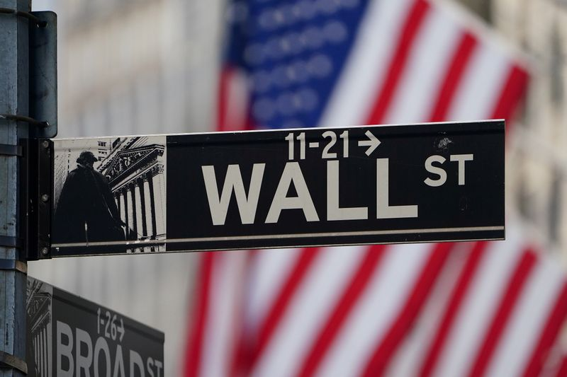 Wall Street's year of bust and boom