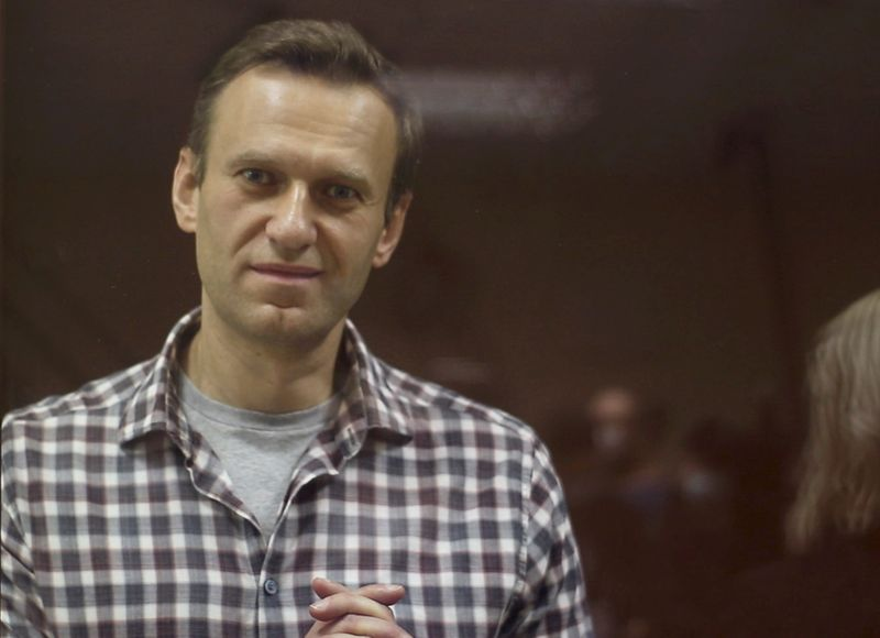 Exclusive: U.S. sanctions for Navalny poisoning expected as early as Tuesday