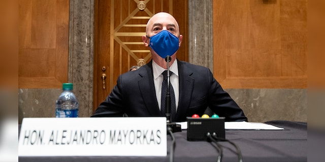 DHS chief Mayorkas testifies climate is in 'crisis' but stops short of using that word to describe border
