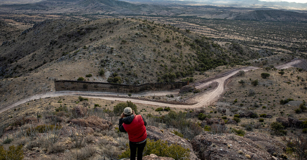 Trump's Incomplete Border Wall Is in Pieces That Could Linger for Decades