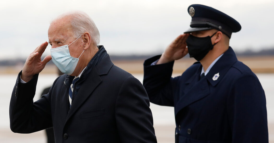 Biden Endorses Female Generals Whose Promotions Were Delayed Over Fears of Trump's Reaction