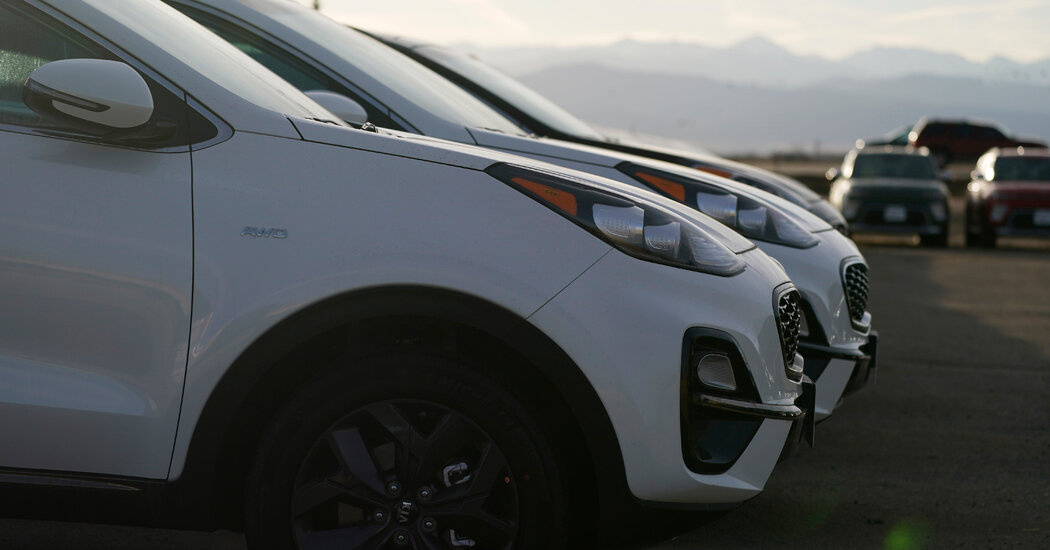 Recall of Kia Vehicles Comes With a Special Caution: Don't Park in the Garage