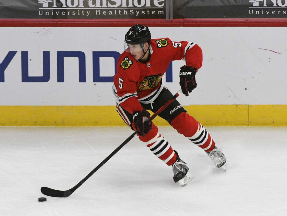 Blackhawks notebook: Connor Murphy's match penalty could lead to suspension