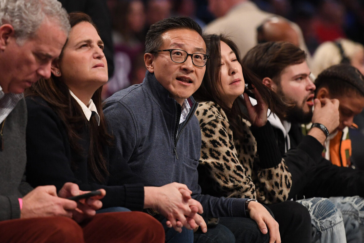 Rivals crying foul over Nets owner Joe Tsai's latest business venture