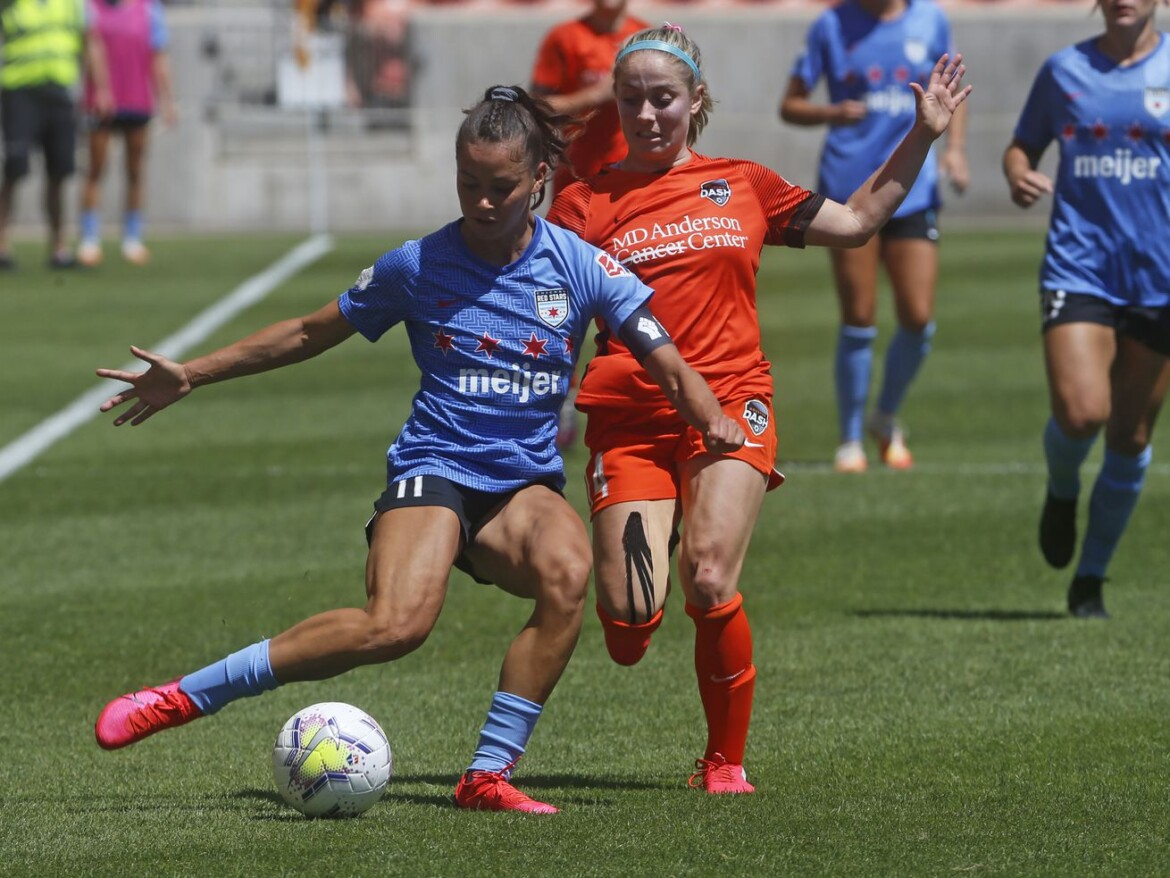 Red Stars open 2021 Challenge Cup with rematch against Houston Dash