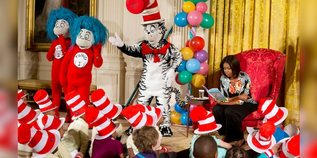 Obama praised Dr. Seuss in 2015: 'Pretty much all you need to know' is in his books