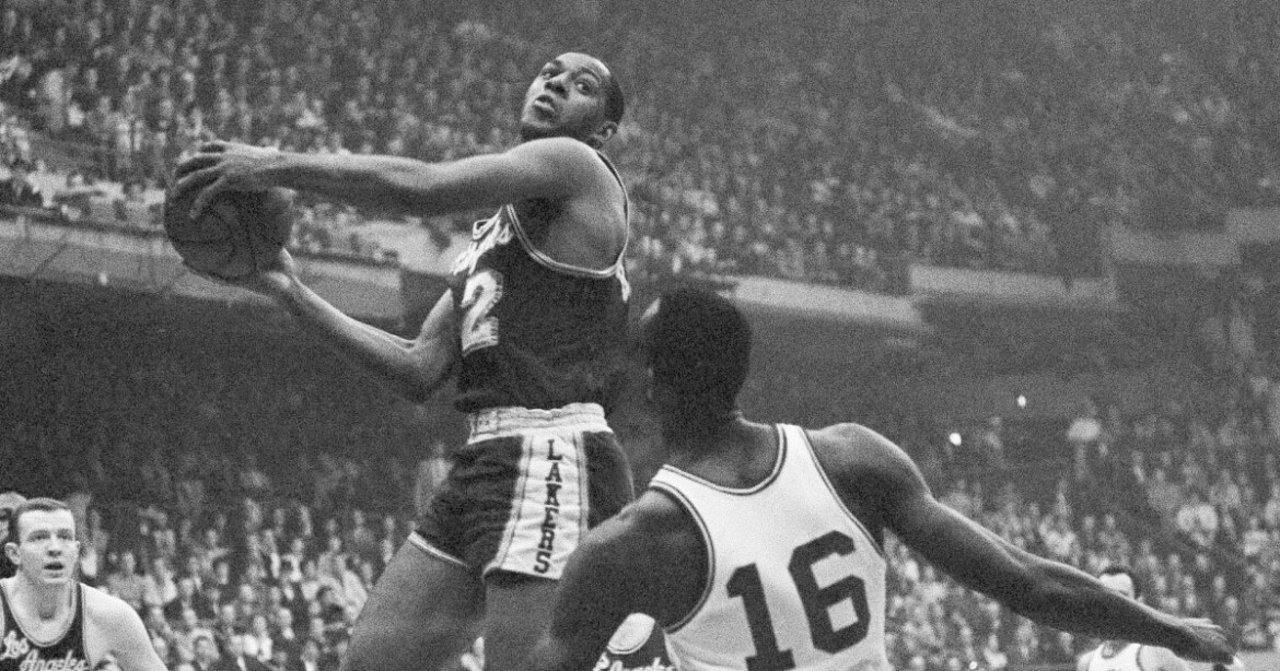Jerry West on Elgin Baylor: 'A great human being'