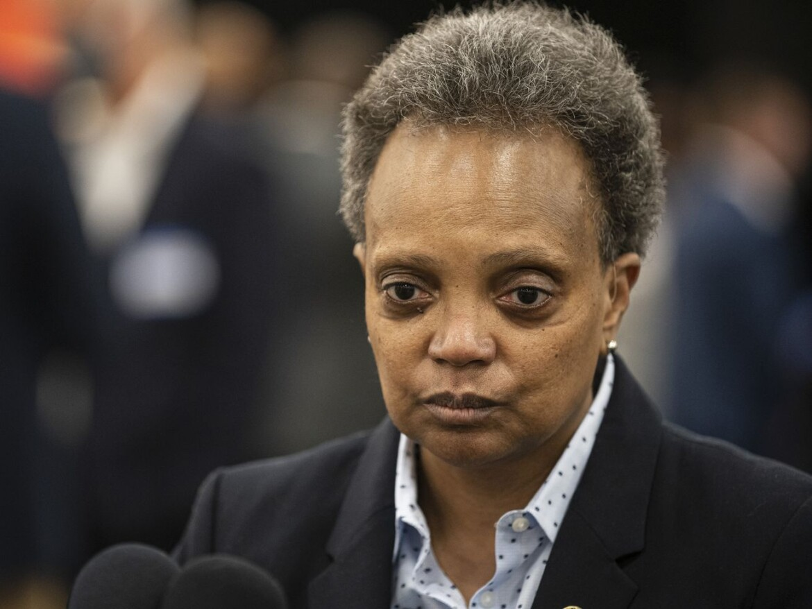 Lightfoot explains why she stalled civilian police review