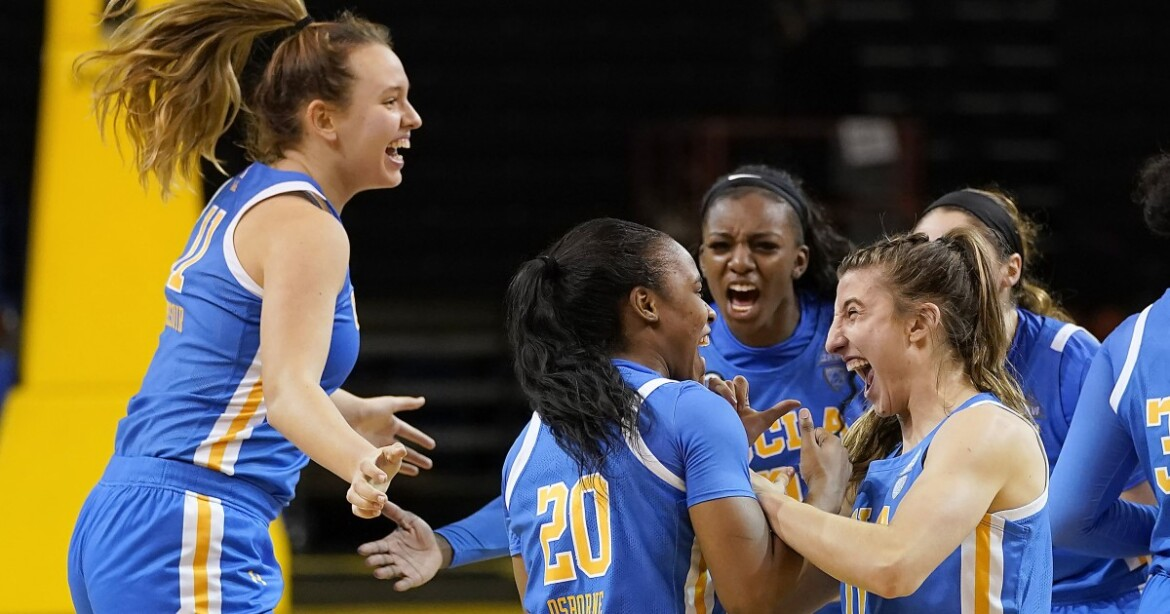 NCAA women's basketball tournament: Third-seeded UCLA to open against Wyoming