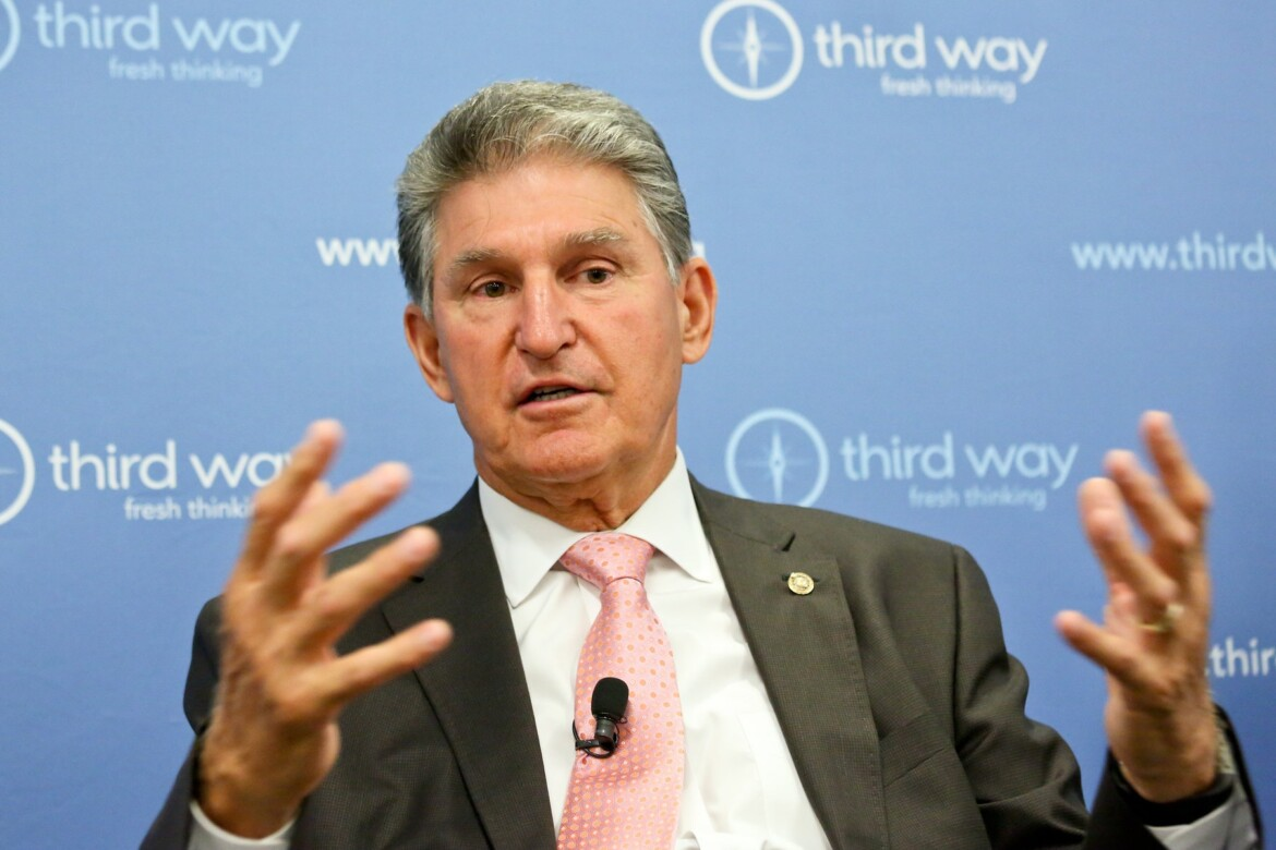 Joe Manchin Offers a Glimmer of Hope for Filibuster Reform