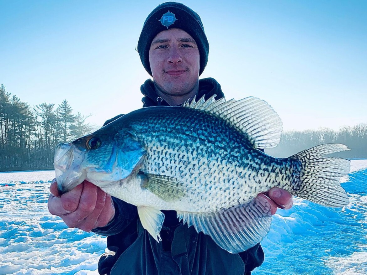 Chicago fishing, Midwest Fishing Report: Ice hanging on, river fishing slowly returns, crappie, coho