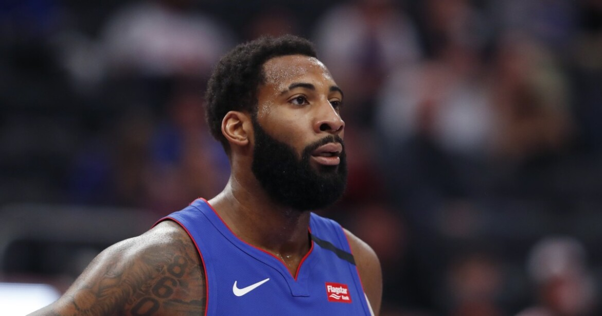 Andre Drummond on joining Lakers: 'I'm not here to do anything besides win'