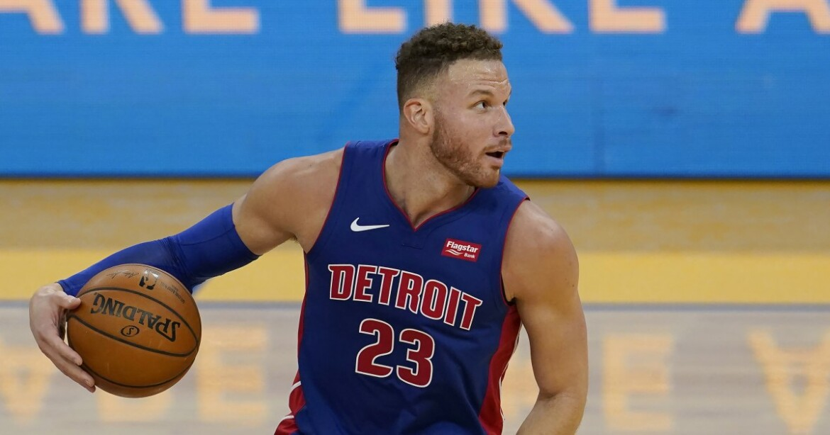 Former Clippers star Blake Griffin agrees to deal with Brooklyn Nets