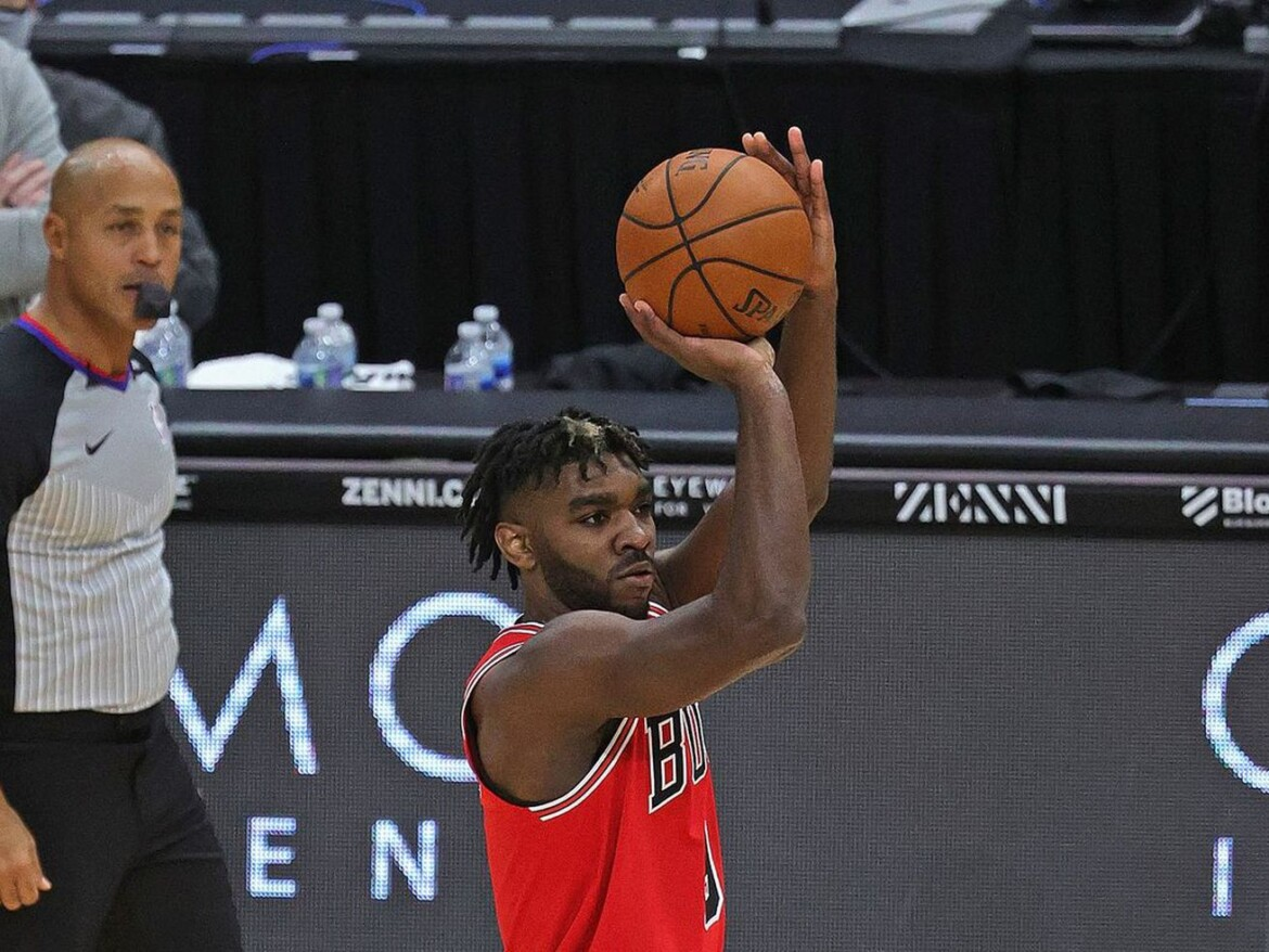 It remains business as usual for Bulls rookie forward Patrick Williams