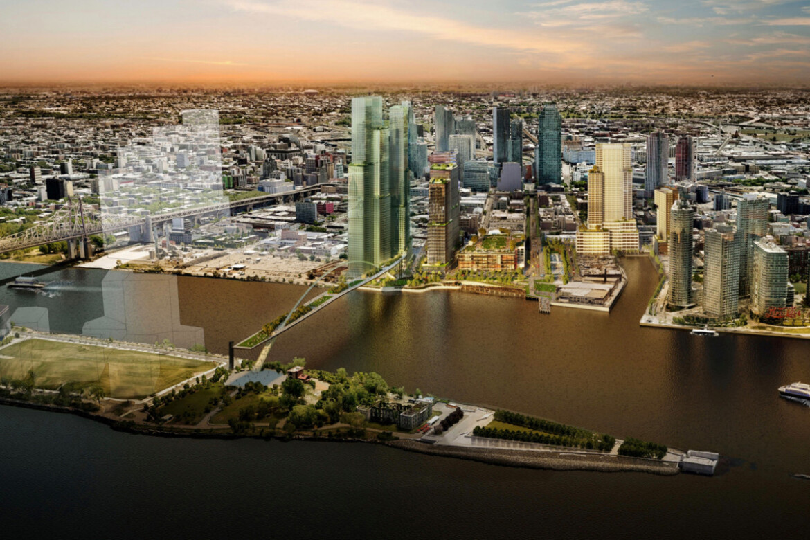 Landowner wants to build green 'energy plant' on Queens waterfront