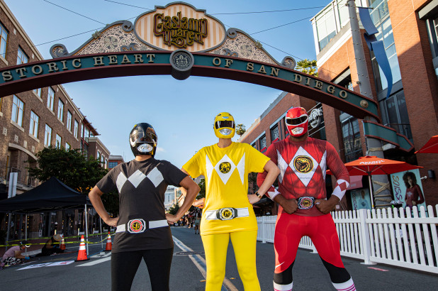 Comic-Con slammed for scheduling Thanksgiving weekend event