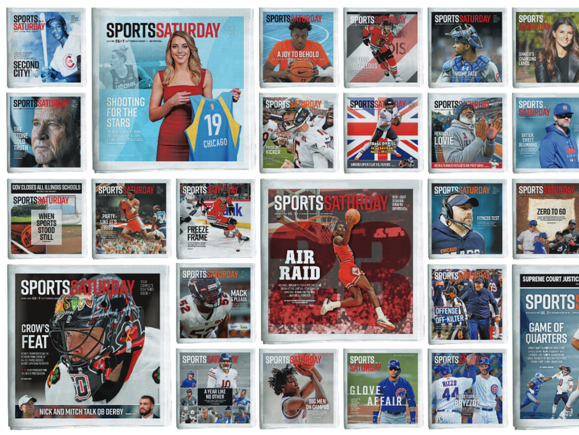 Best of Sports Saturday: Our favorite stories from 100 issues