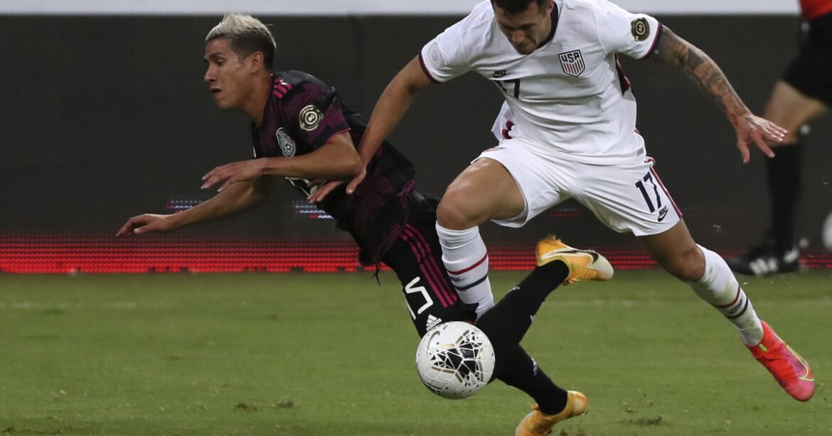 U.S. falls to Mexico in CONCACAF Olympic qualifying match