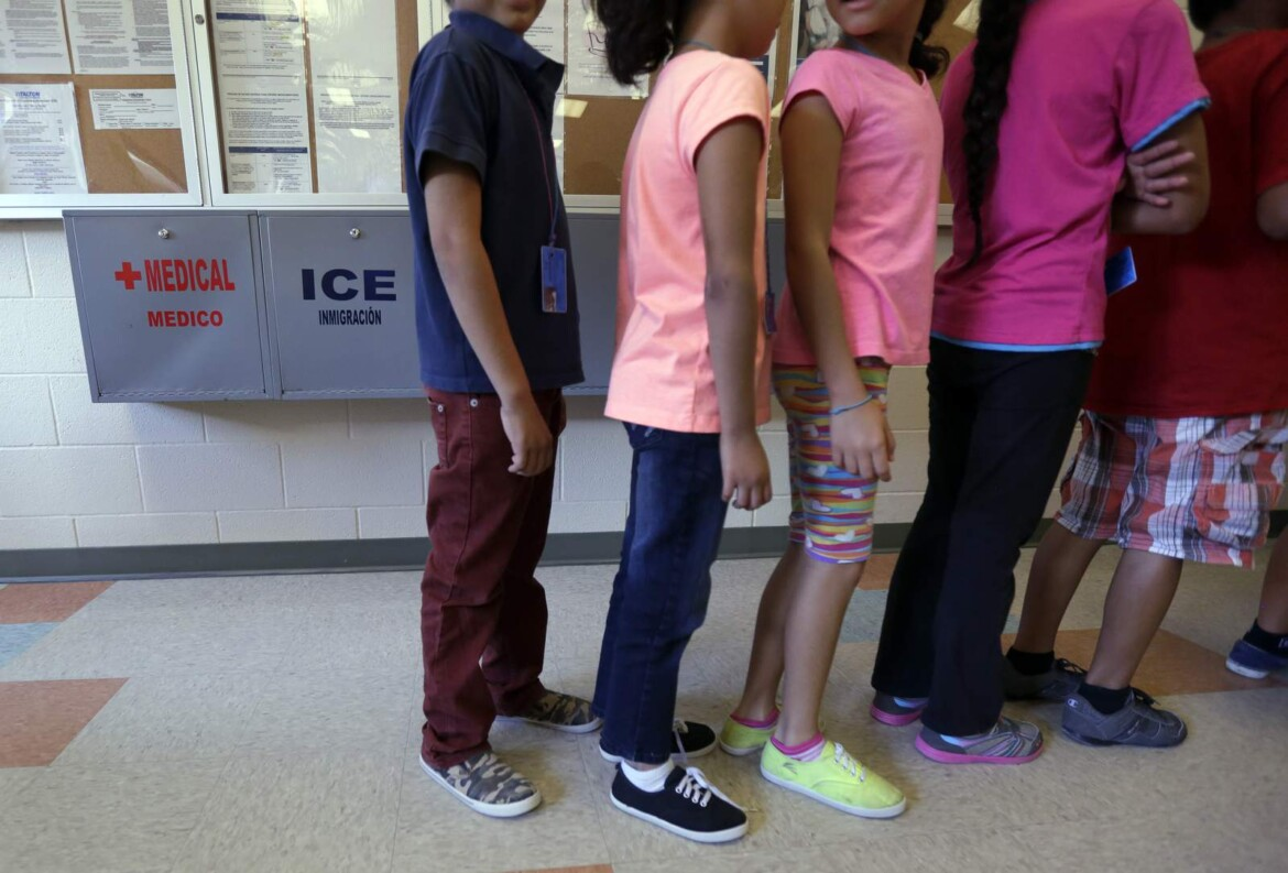 US to open more beds for immigrant children as numbers rise