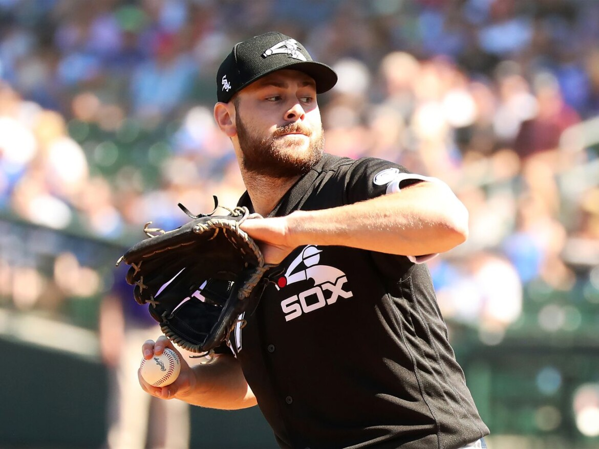 Opening Day starter Lucas Giolito wants to bring a new era of winning to the South Side
