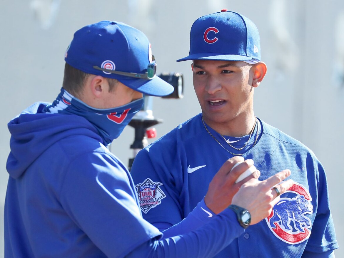 Cubs will have fourth minor-league option on right-hander Adbert Alzolay