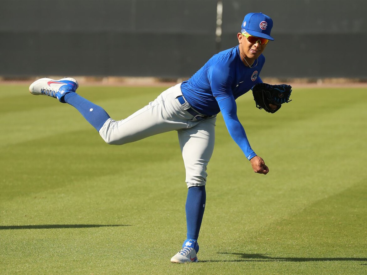 Adbert Alzolay on making Cubs' Opening Day roster: 'It's a huge step forward in my career'